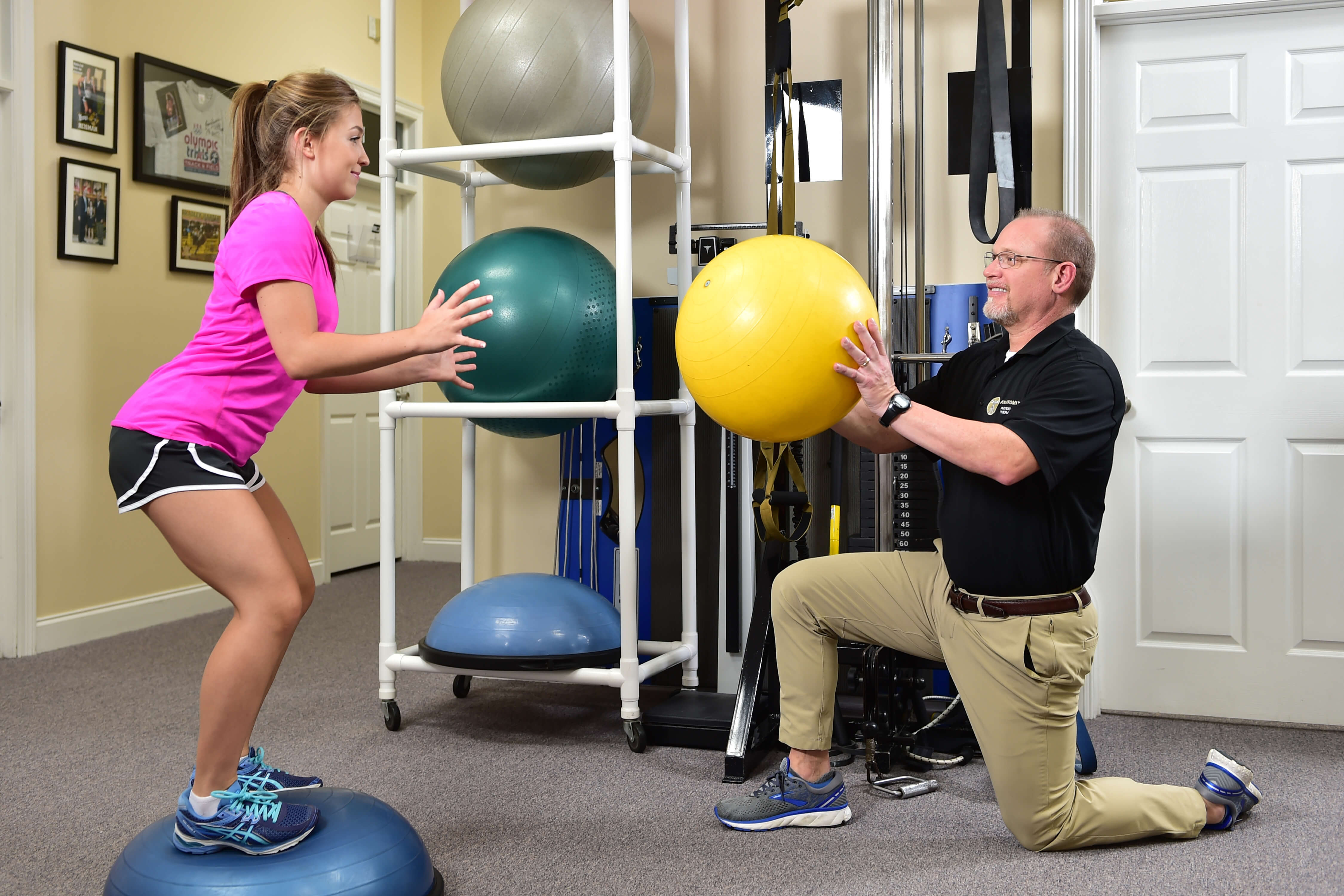 Physical Therapy Services in Hammond & Mandeville